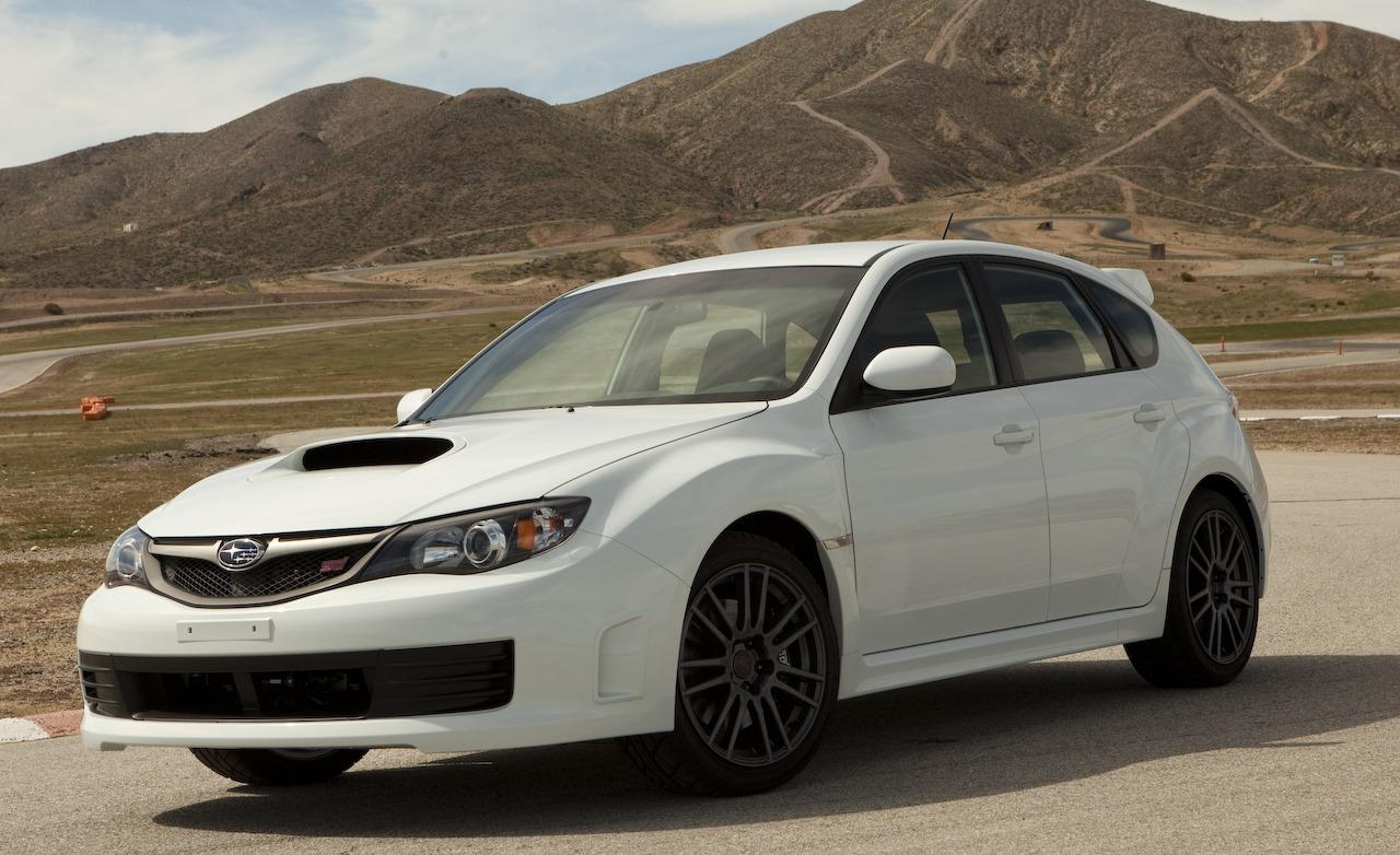 2019 Subaru Impreza WRX STI Special Edition photo - 5