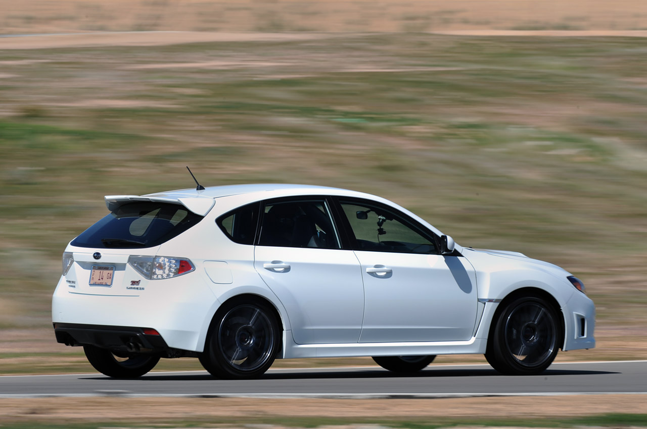 2019 Subaru Impreza WRX STI Special Edition photo - 6