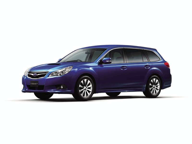 2019 Subaru Legacy Wagon JDM photo - 3