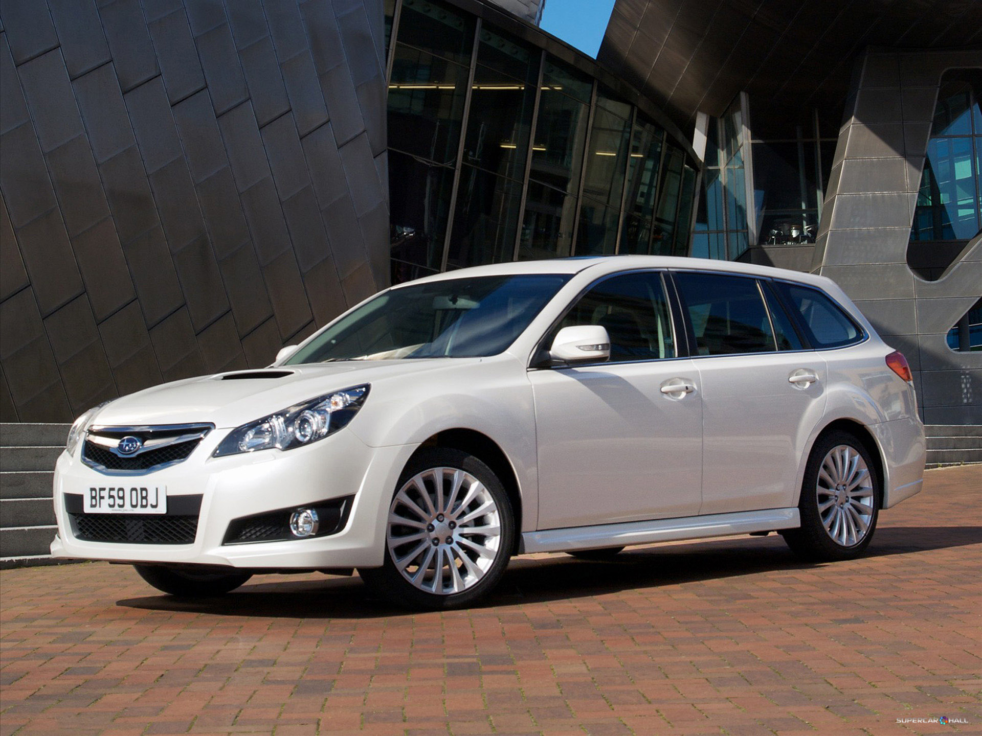 2019 Subaru Legacy Wagon JDM photo - 4