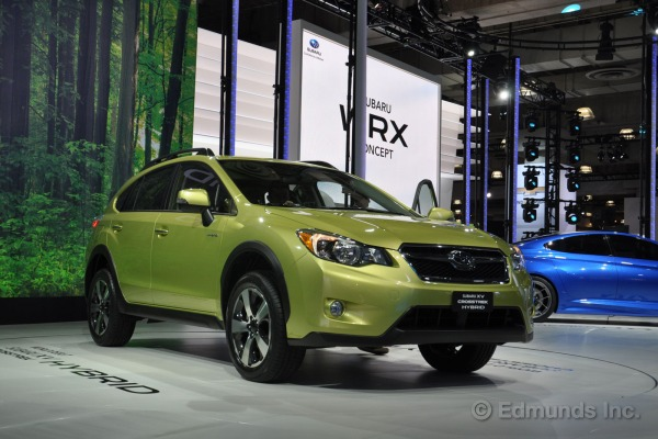 2019 Subaru XV Crosstrek | Car Photos Catalog 2018