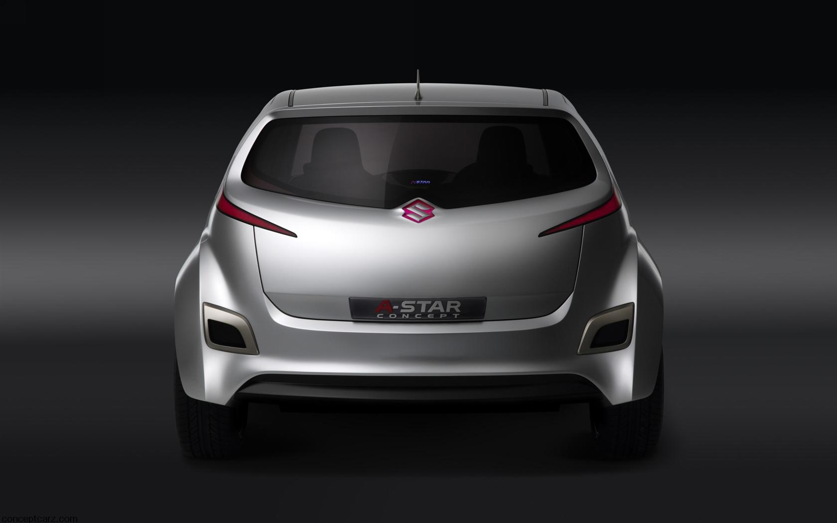 2019 Suzuki A Star Concept photo - 1