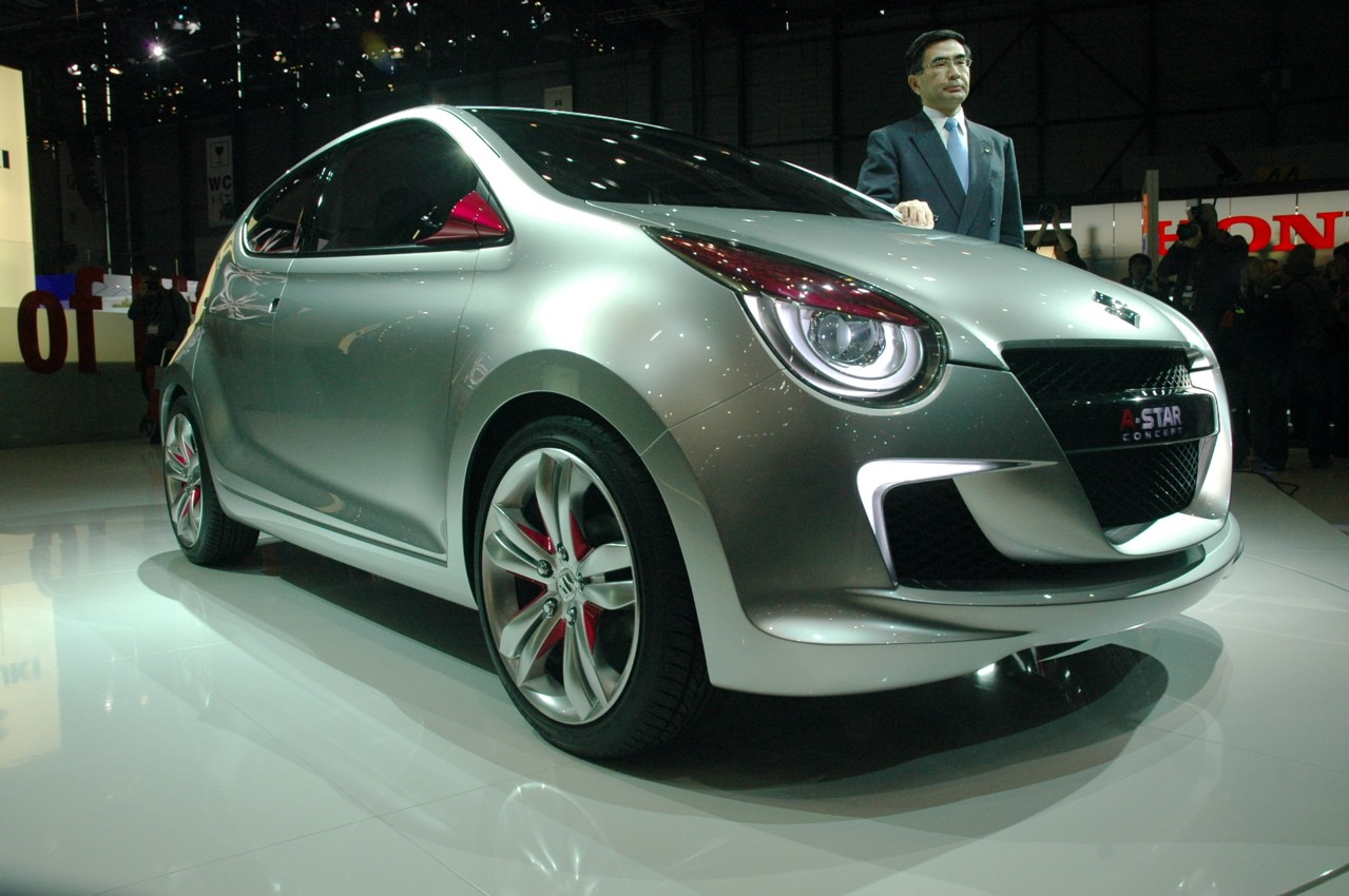 2019 Suzuki A Star Concept photo - 2