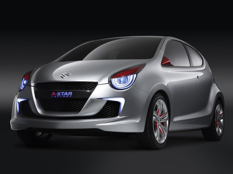 2019 Suzuki A Star Concept photo - 4