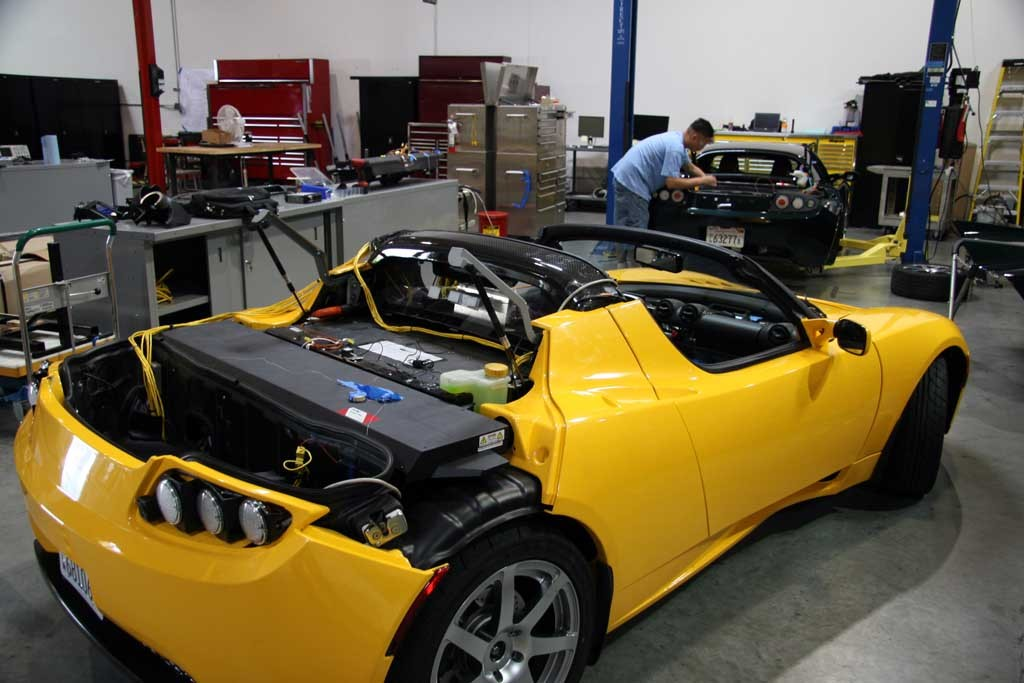 2019 Tesla Roadster 2.5 photo - 2