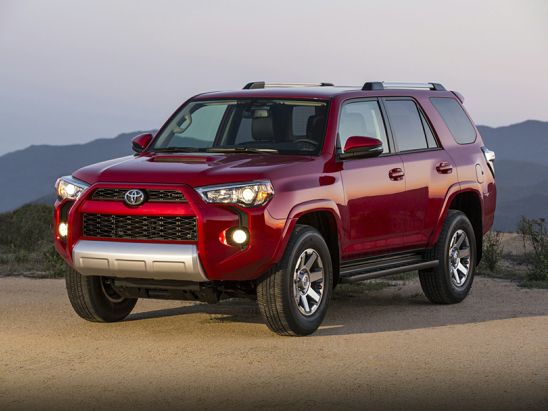 2019 Toyota 4Runner photo - 2