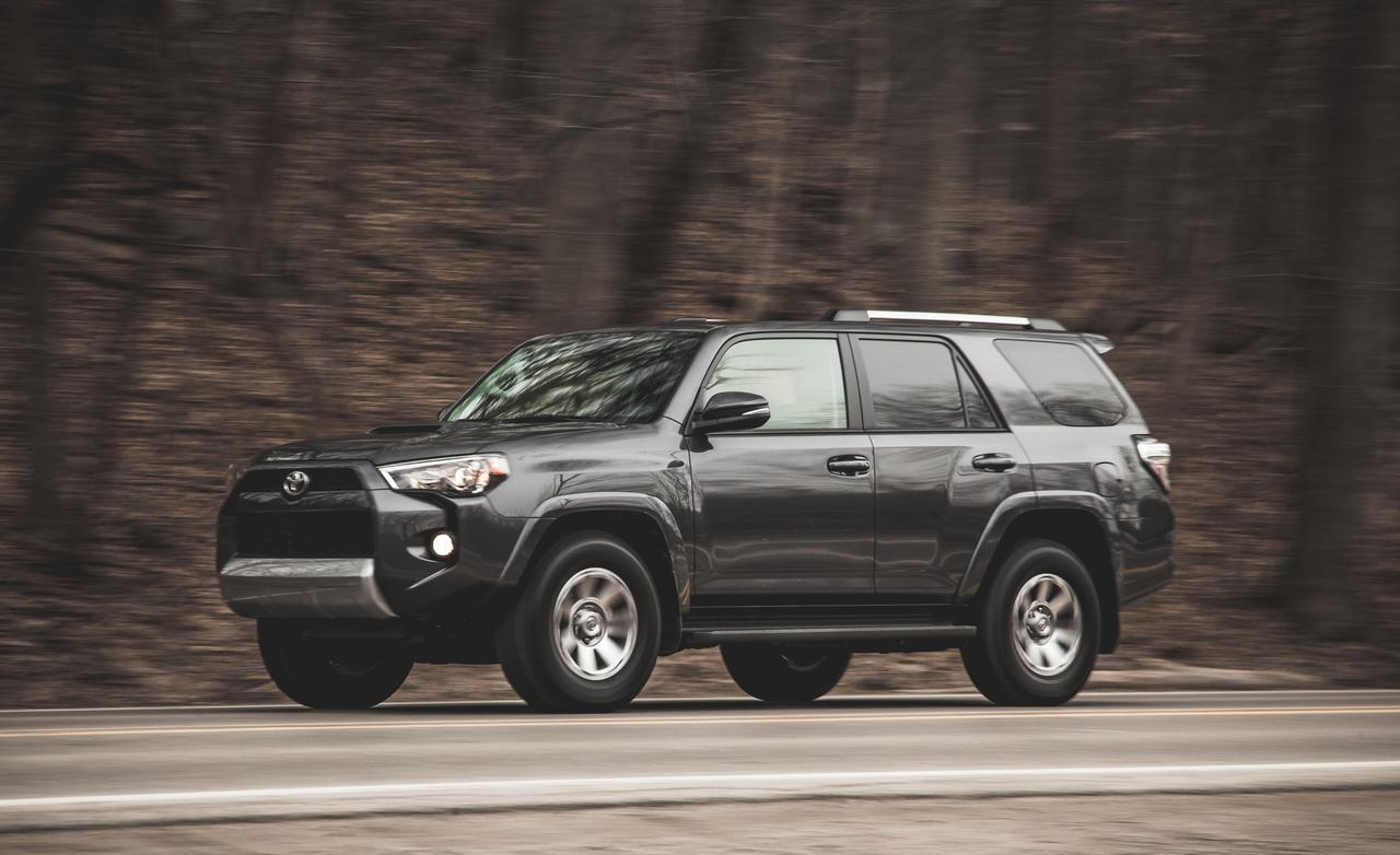 2019 Toyota 4Runner photo - 6