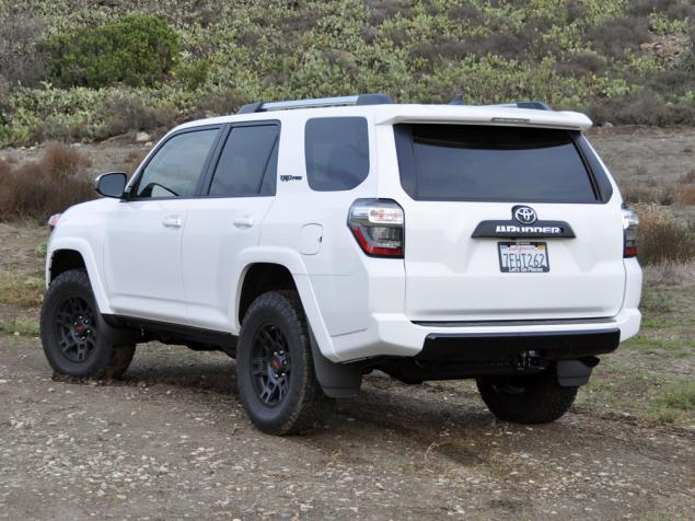 2019 Toyota 4Runner TRD Pro Series photo - 2
