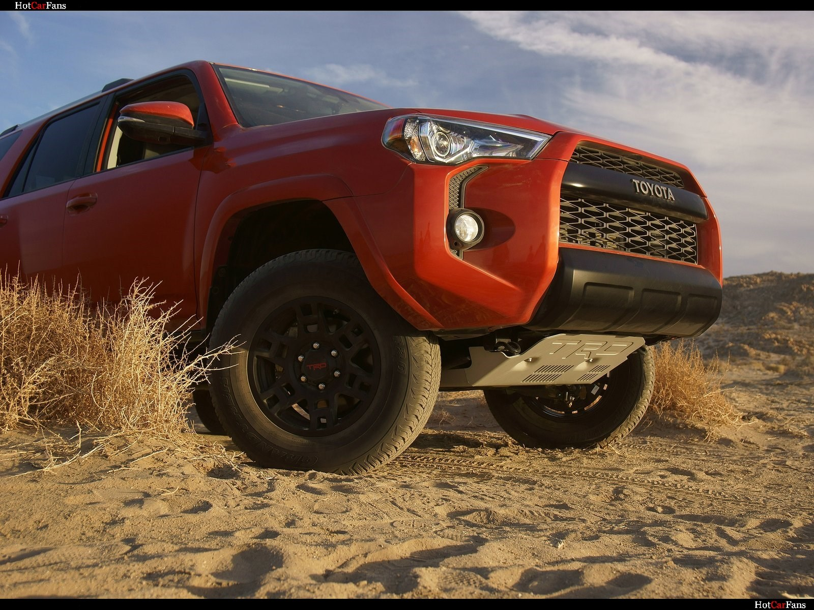 2019 Toyota 4Runner TRD Pro Series photo - 5