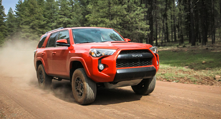 2019 Toyota 4Runner TRD Pro Series photo - 6