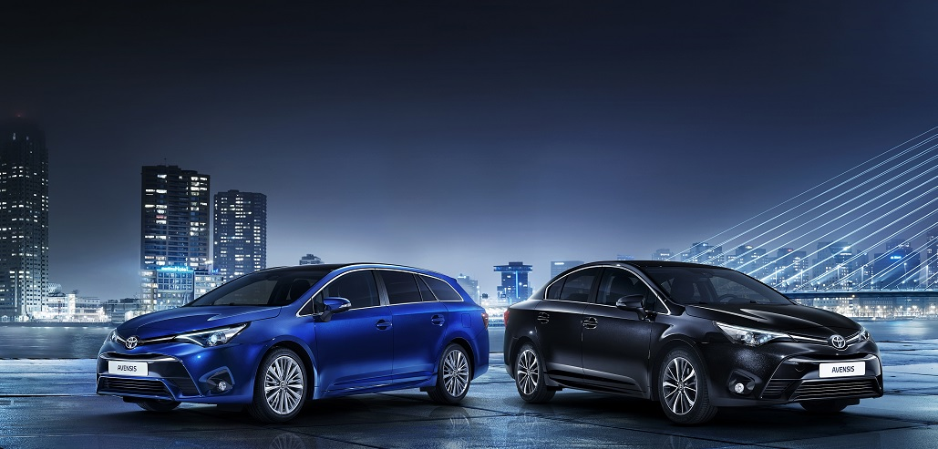 2019 Toyota Avensis Wagon photo - 5