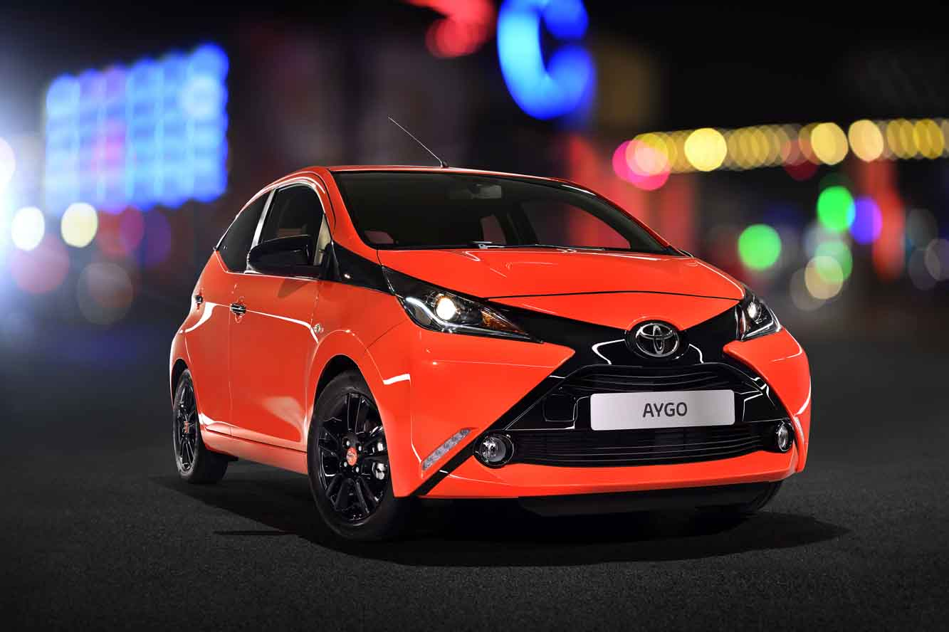 2019 Toyota Aygo for Sport Concept photo - 1