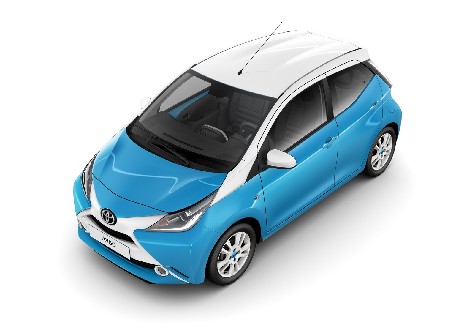 2019 Toyota Aygo for Sport Concept photo - 3