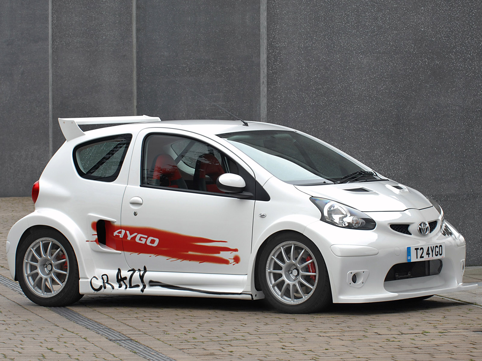 2019 Toyota Aygo for Sport Concept photo - 5