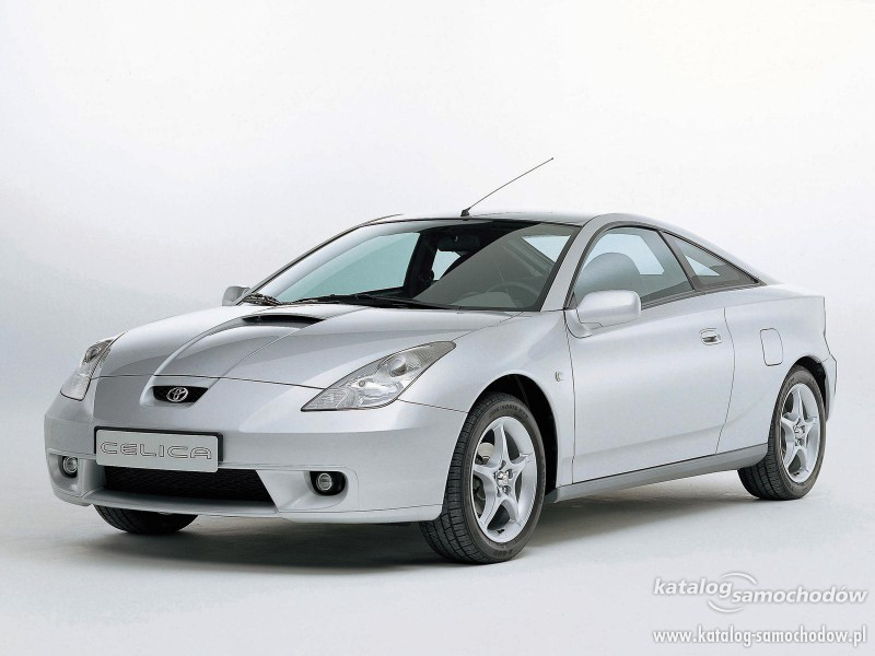 2019 Toyota Celica photo - 1