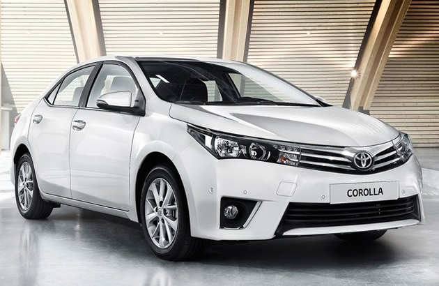 2019 Toyota Corolla EU Version photo - 1