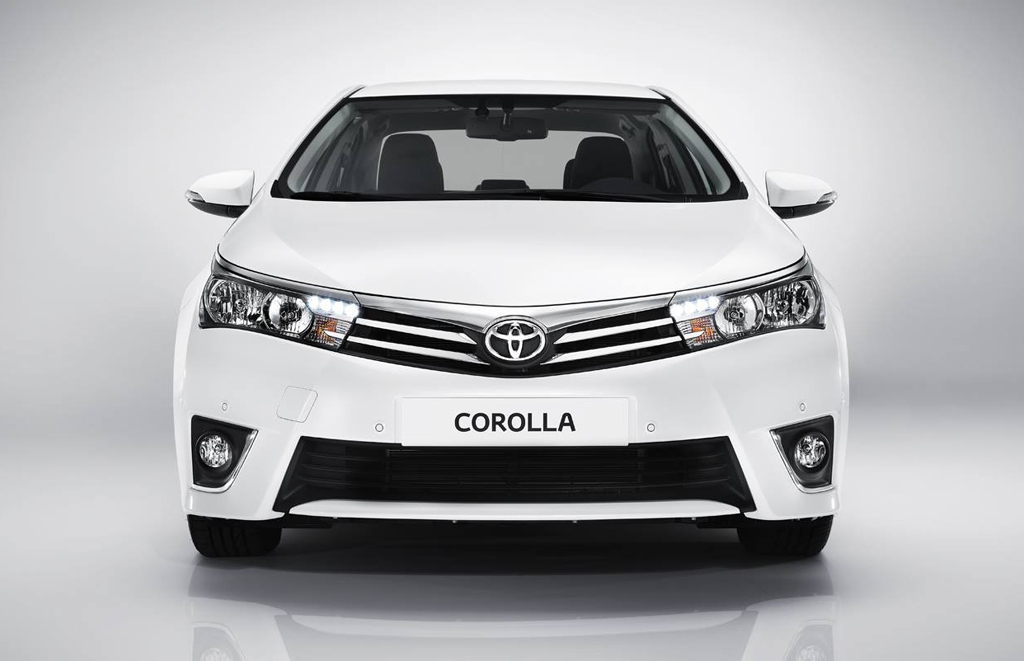 2019 Toyota Corolla EU Version photo - 2