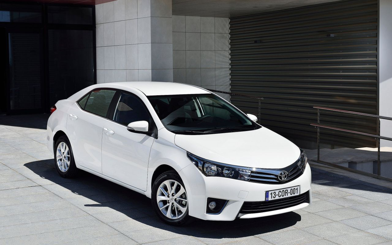 2019 Toyota Corolla EU Version photo - 3