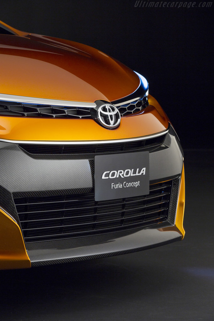 2019 Toyota Corolla Furia Concept photo - 4