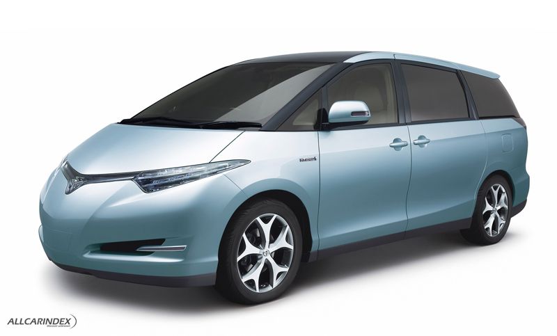 2019 Toyota Fine T Fuel Cell Hybrid Concept photo - 2