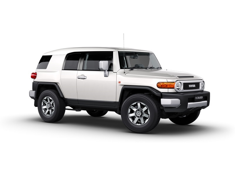 2019 Toyota FJ Cruiser photo - 1
