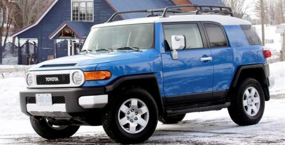 2019 Toyota FJ Cruiser photo - 4