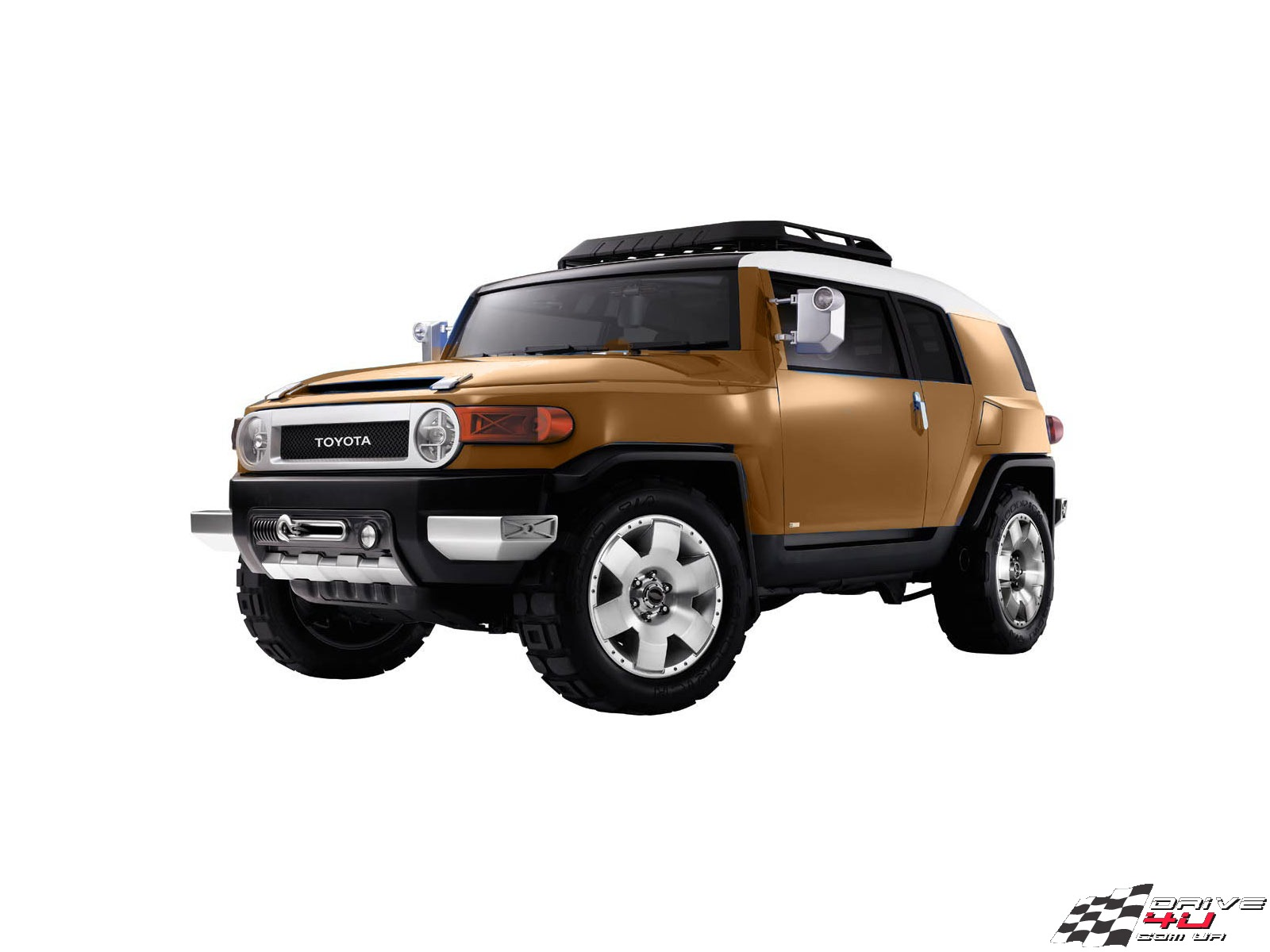 2019 Toyota FJ Cruiser Concept photo - 1