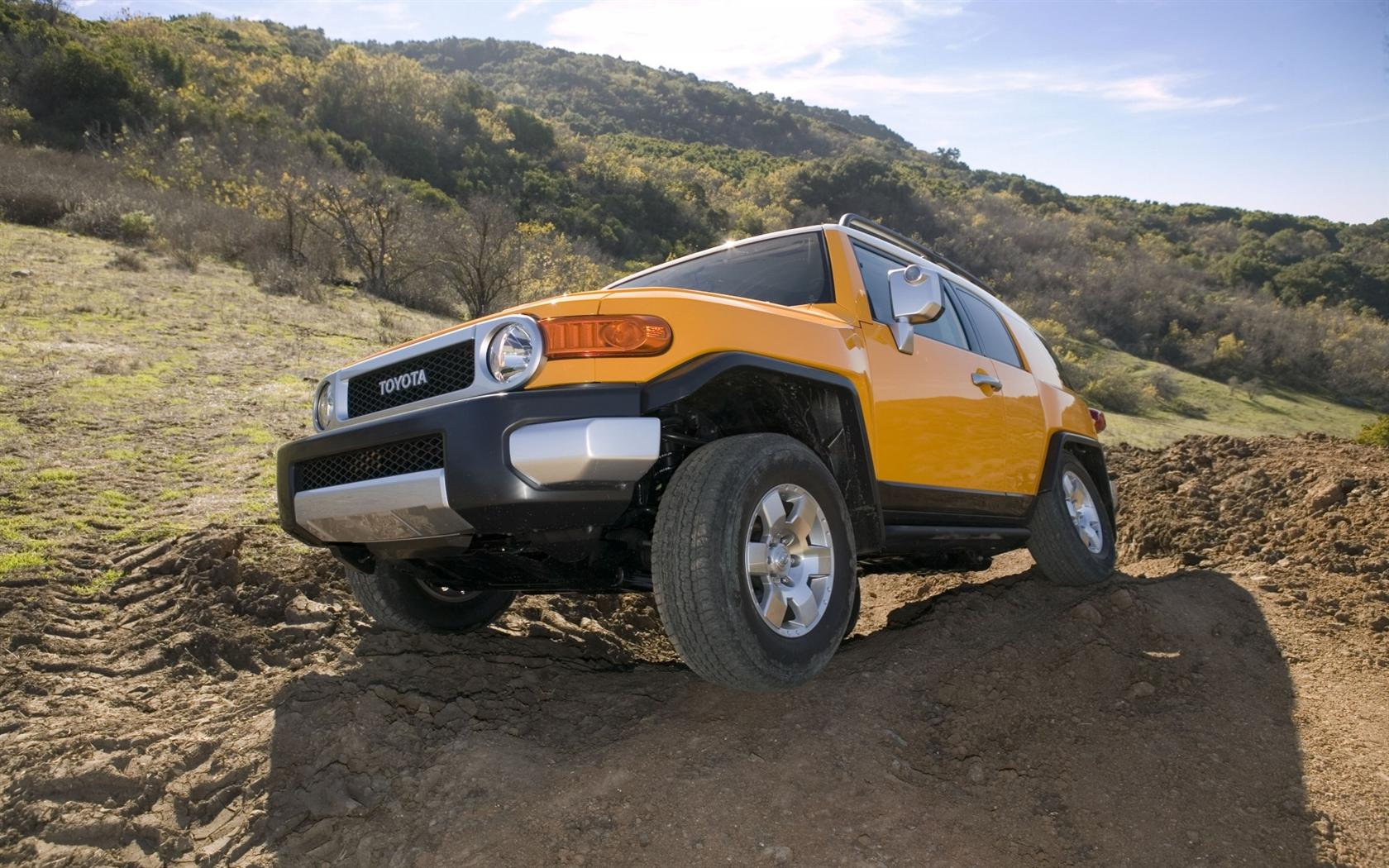 2019 Toyota FJ Cruiser Concept photo - 4