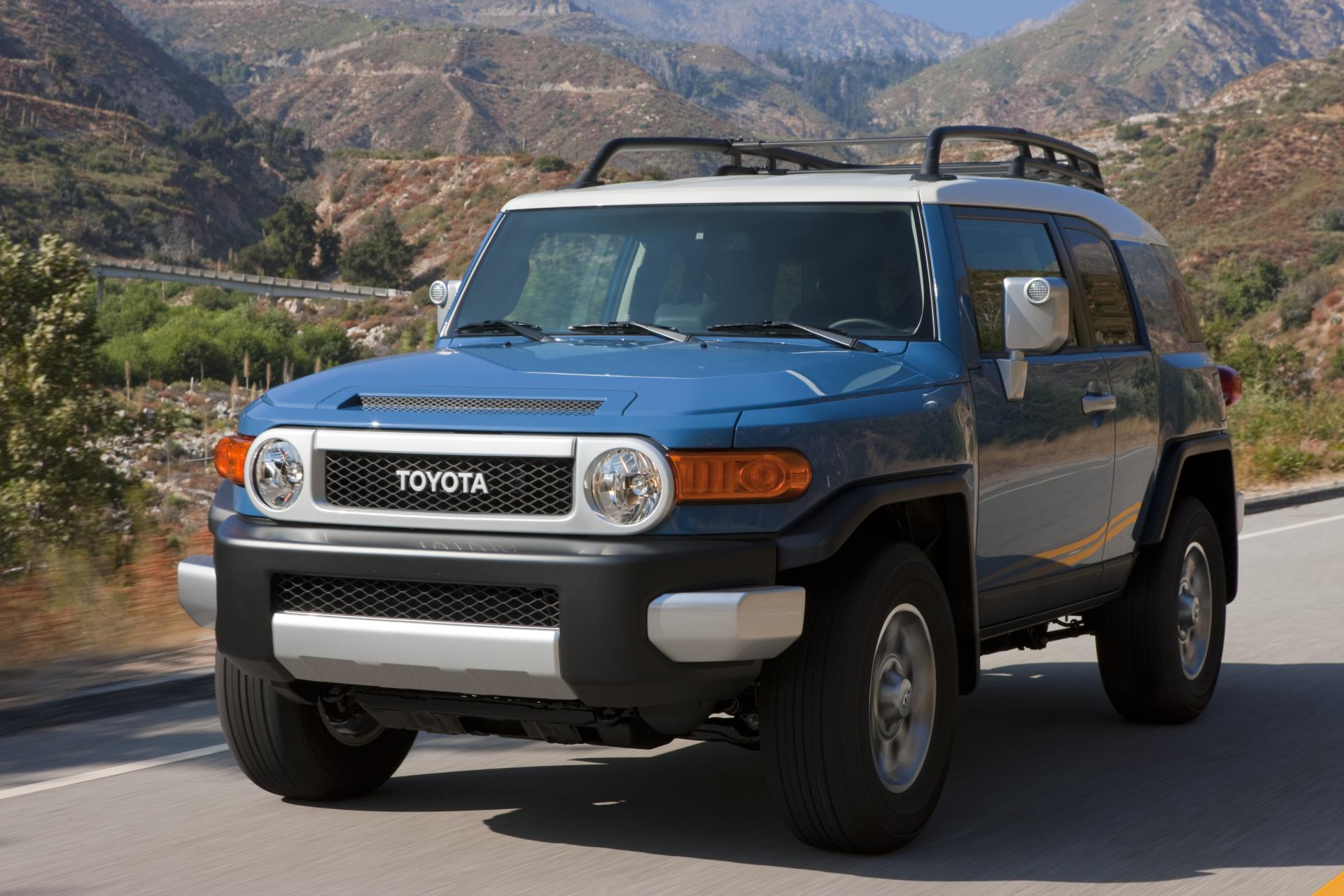 2019 Toyota FJ Cruiser Concept photo - 6