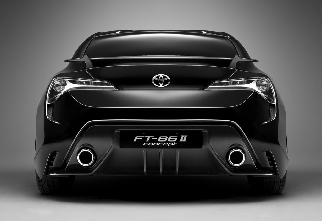 2019 Toyota Ft 86 Ii Concept Car Photos Catalog 2018