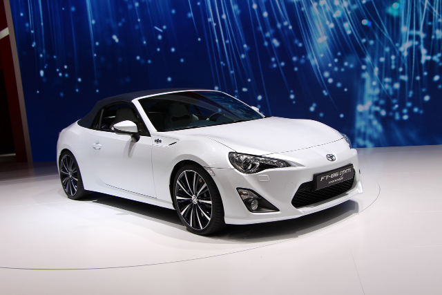 2019 Toyota FT 86 Open Concept photo - 4