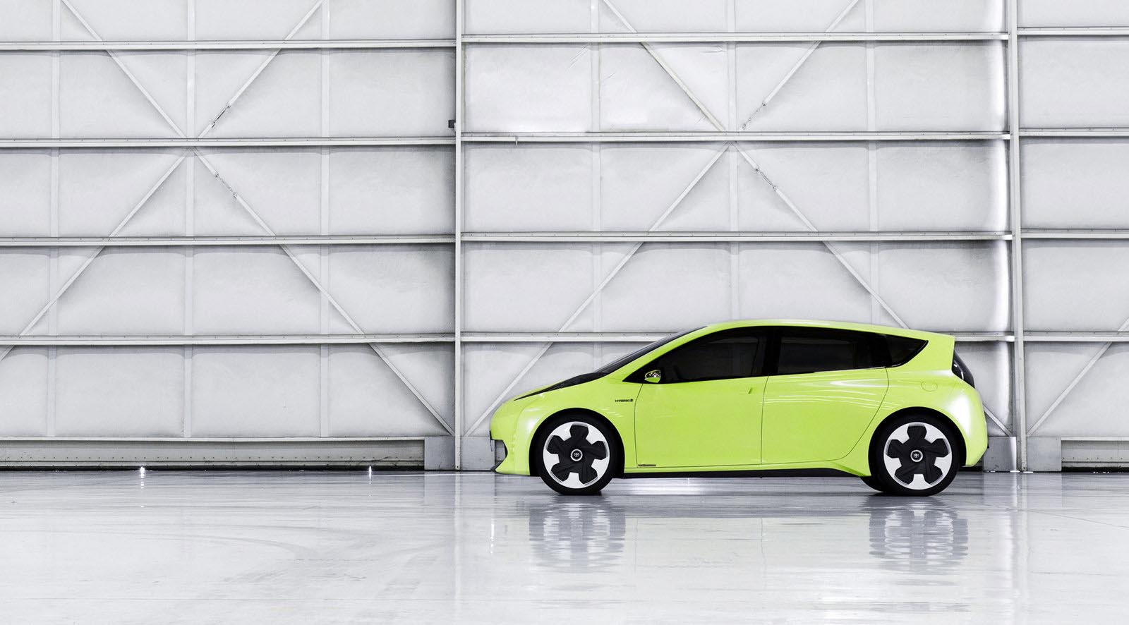2019 Toyota FT CH Concept photo - 2