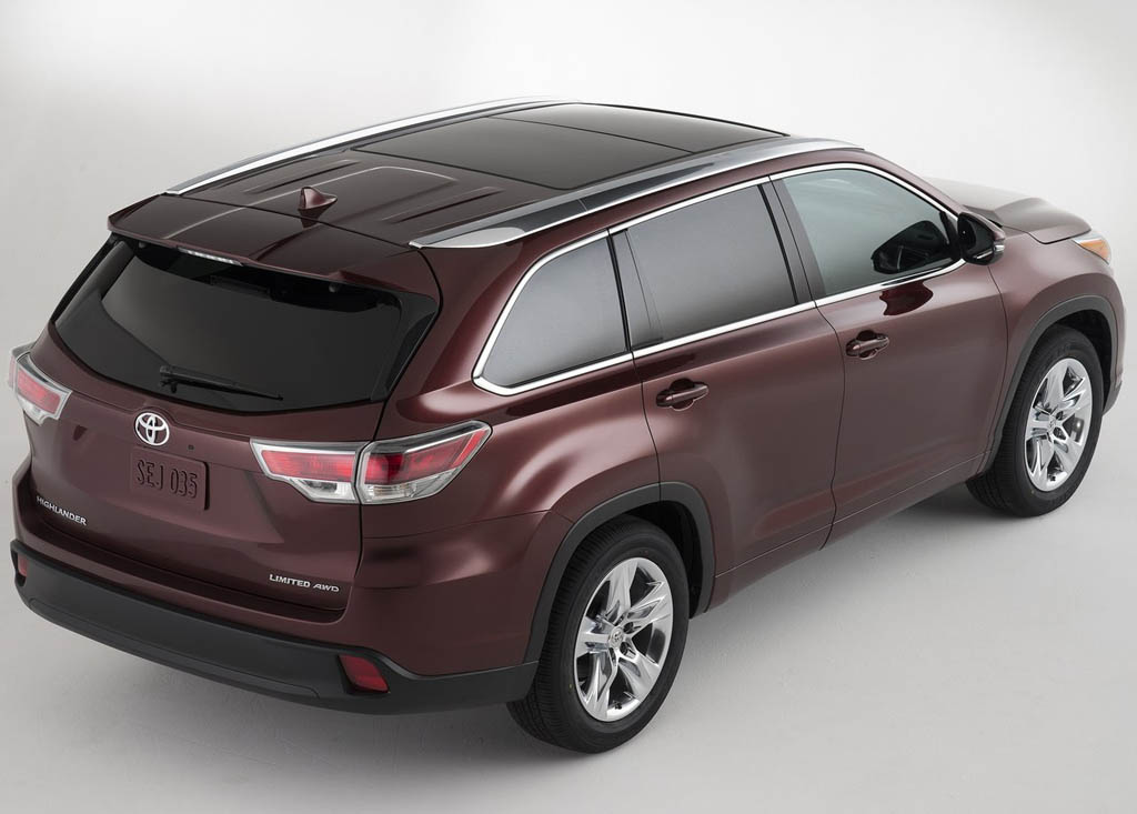 2019 Toyota Highlander photo - 2