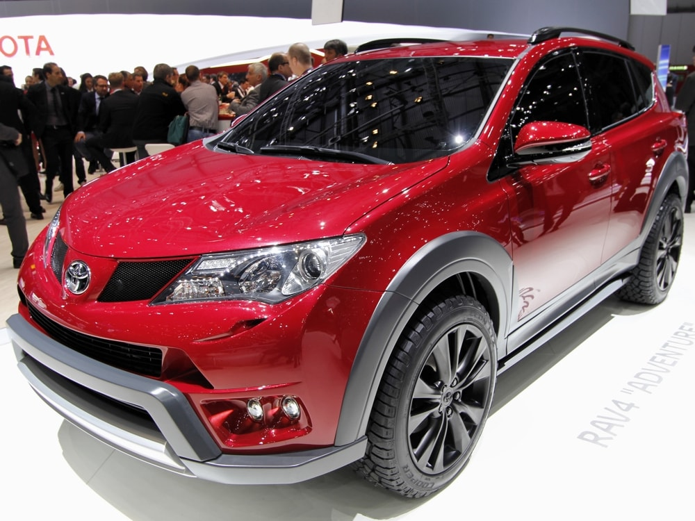 2019 Toyota RAV4 Adventure Concept photo - 2