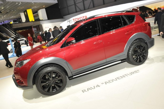 2019 Toyota RAV4 Adventure Concept photo - 5