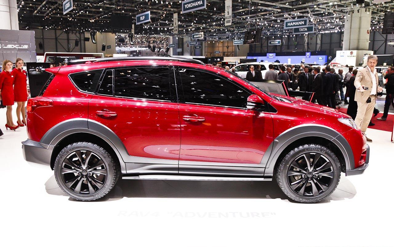 2019 Toyota RAV4 Premium Concept photo - 4