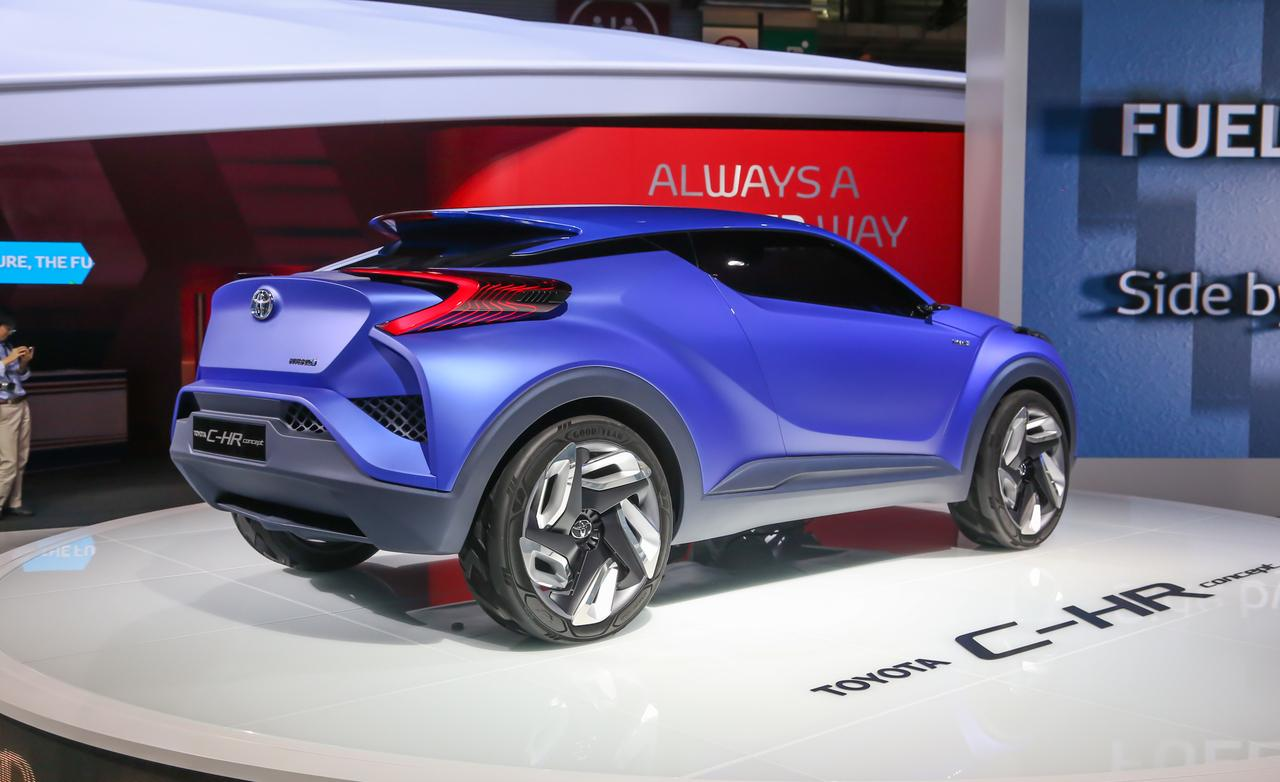 2019 Toyota RAV4 Sports Concept photo - 6