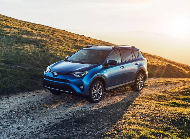 2019 Toyota RAV4 X photo - 1
