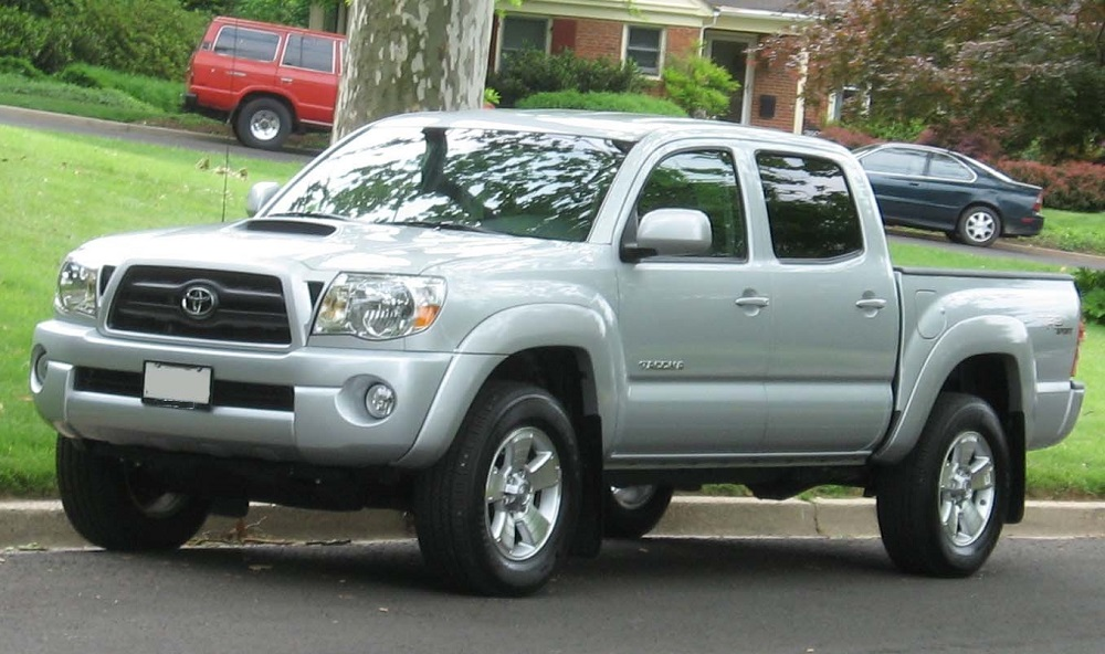 2019 Toyota Tacoma photo - 4