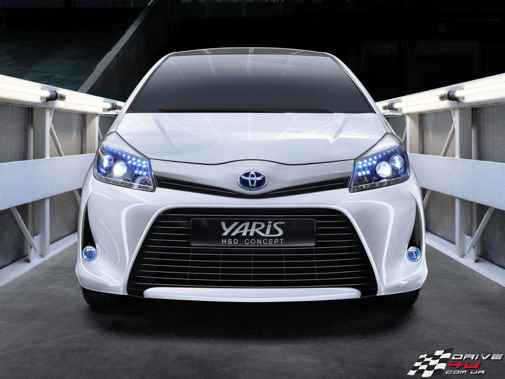 2019 Toyota Yaris HSD Concept photo - 2