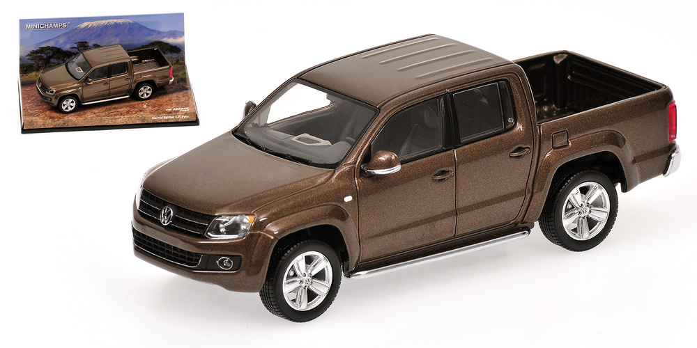 2019 Volkswagen Amarok photo - 2