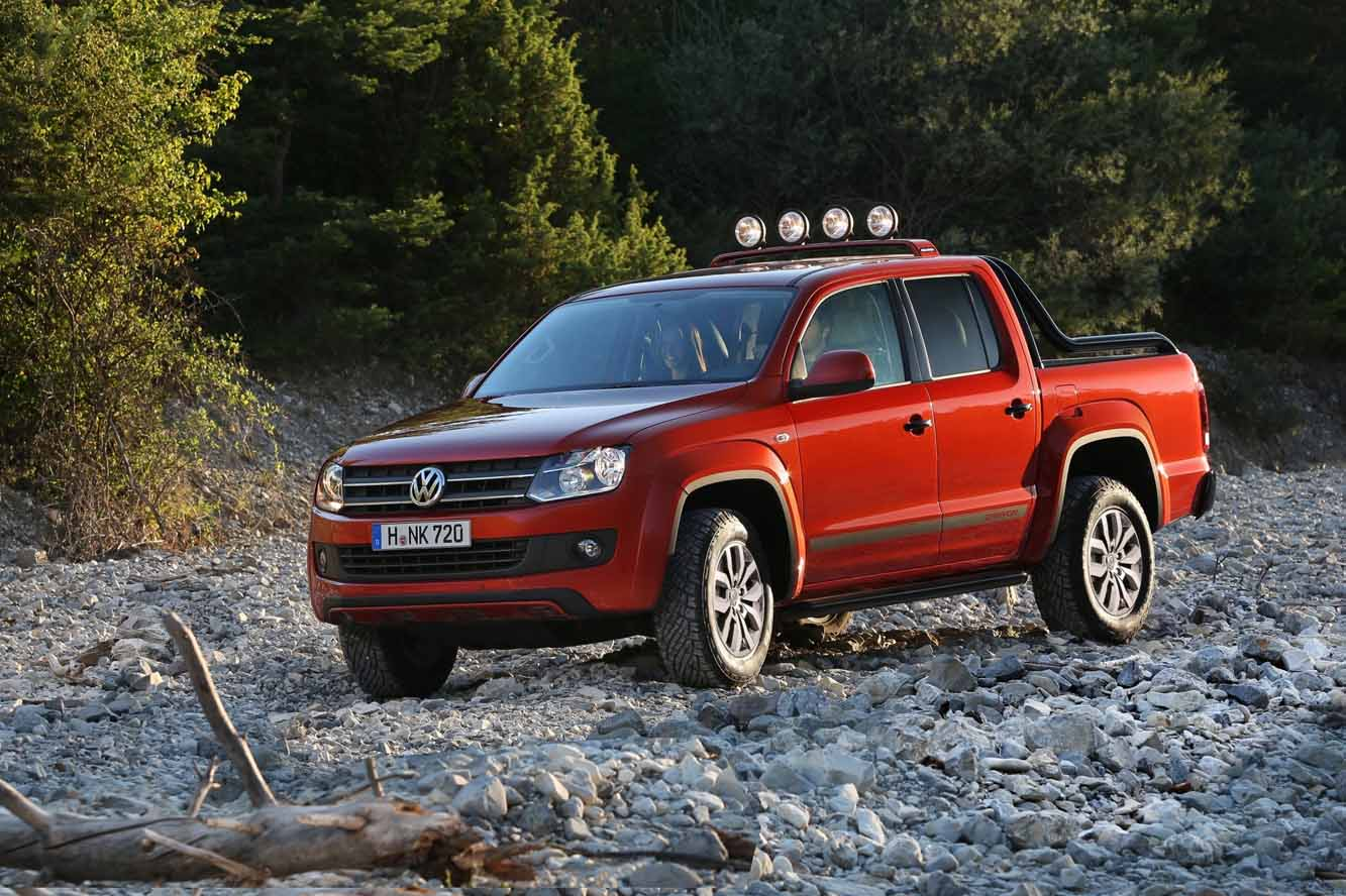2019 Volkswagen Amarok photo - 5