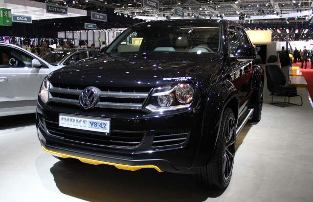 2019 Volkswagen Amarok photo - 6