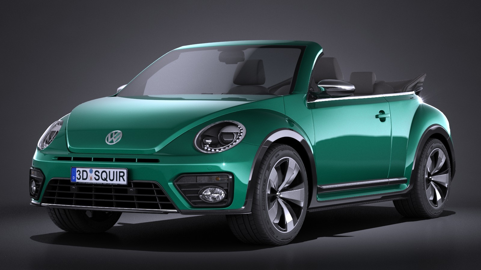 2019 Volkswagen Beetle Convertible photo - 3