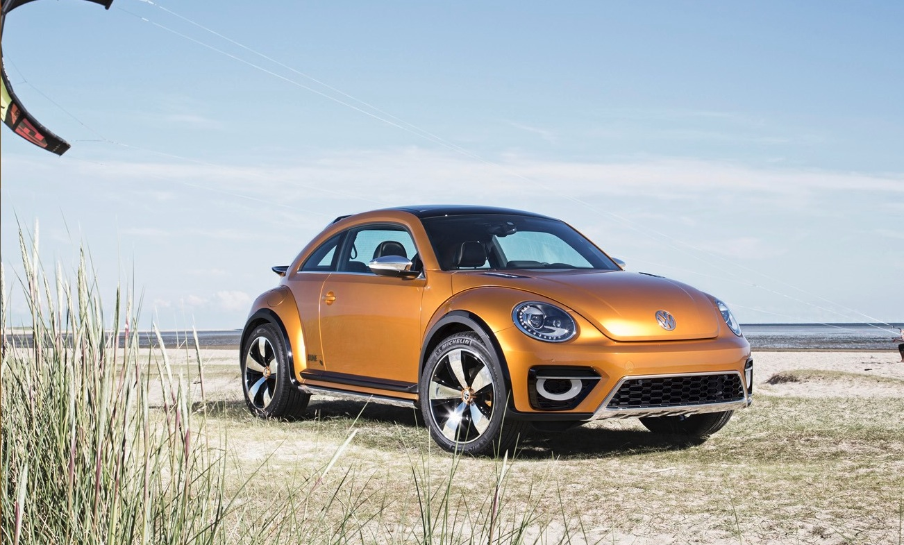2019 Volkswagen Beetle Convertible photo - 4