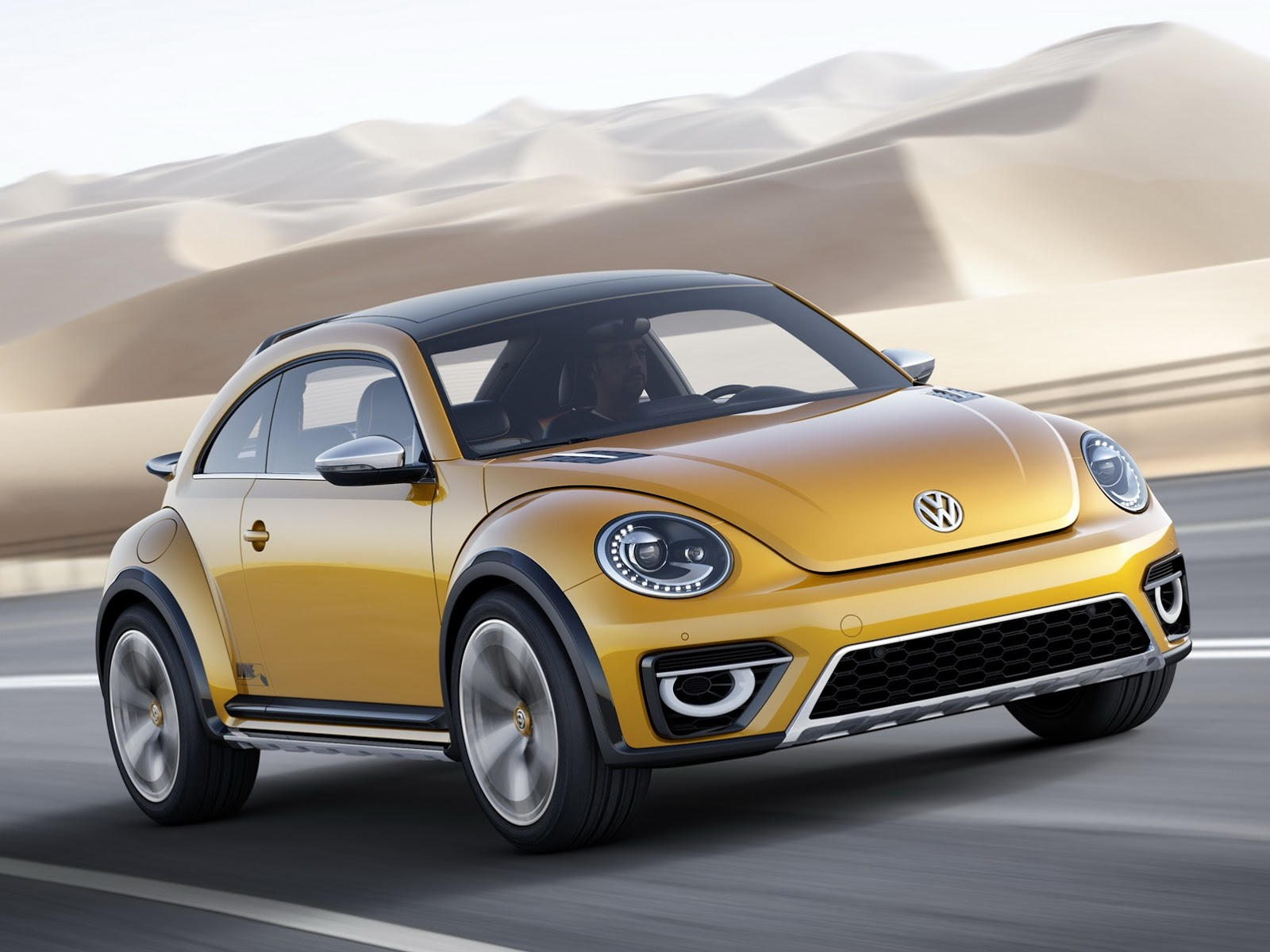 2019 Volkswagen Beetle Dune Concept photo - 3