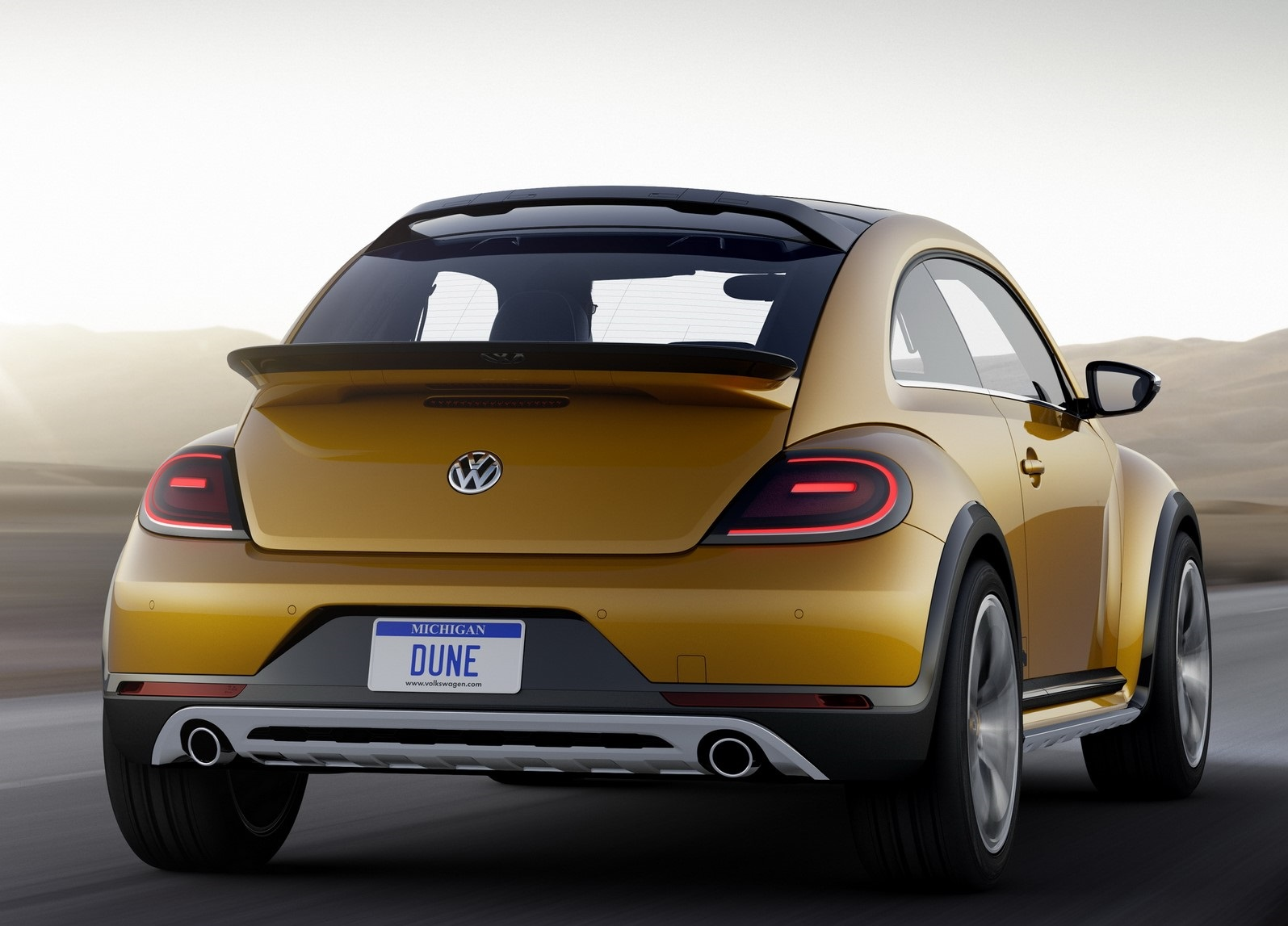 2019 Volkswagen Beetle Dune Concept photo - 6
