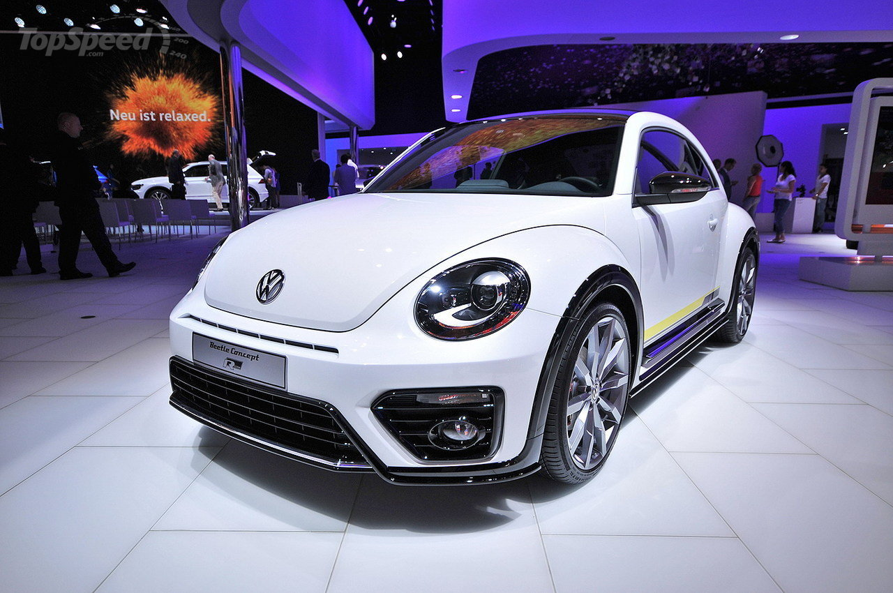 2019 Volkswagen Beetle R Line photo - 1