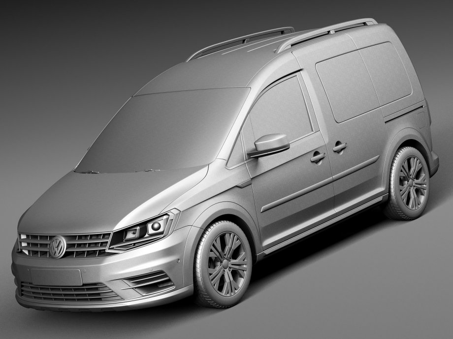 2019 Volkswagen Caddy photo - 1