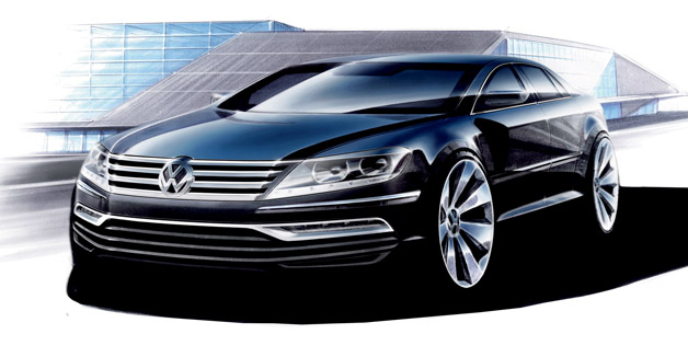 2019 Volkswagen Concept C photo - 6